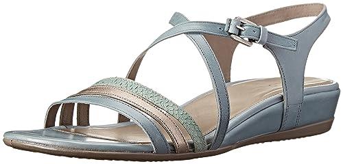 Shop für Beamte Bestbewerteter Rabatt Sortenstile von 2019 Amazon.com | ECCO Women's Touch 25 Strap Dress Sandal ...