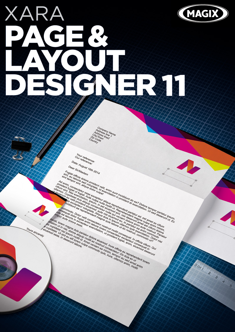 Xara Page & Layout Designer 11 [Download] by MAGIX