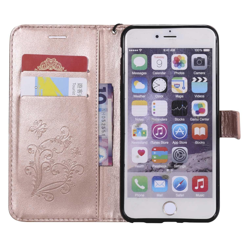 Amazon.com: Funda para iPhone 6 Plus/iPhone 6S Plus, Bear ...