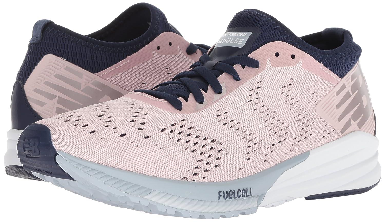 New Balance Women's Impulse V1 FuelCell Running Shoe B075R7J4H7 7 D US|Light Pink