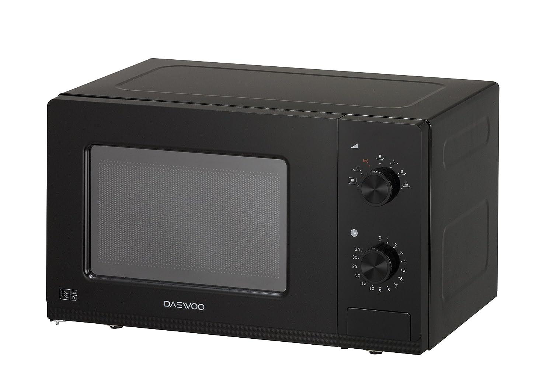 daewoo manual microwave oven 20 litre black amazon co uk kitchen rh amazon co uk daewoo microwave oven user manual daewoo microwave user guide