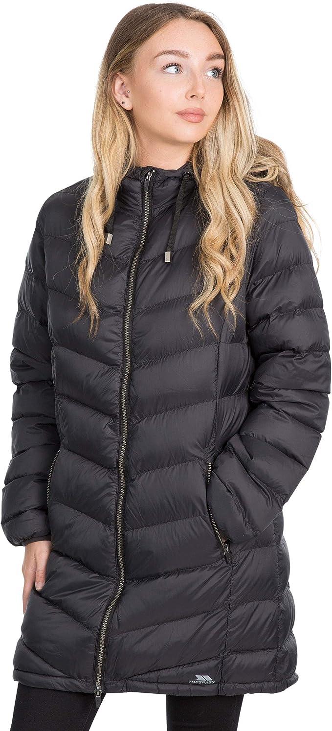 Trespass Womens Rianna Ultra Lightweight Padded Casual Coat