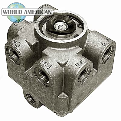 World American WAKN28080 Relay Valve: Automotive