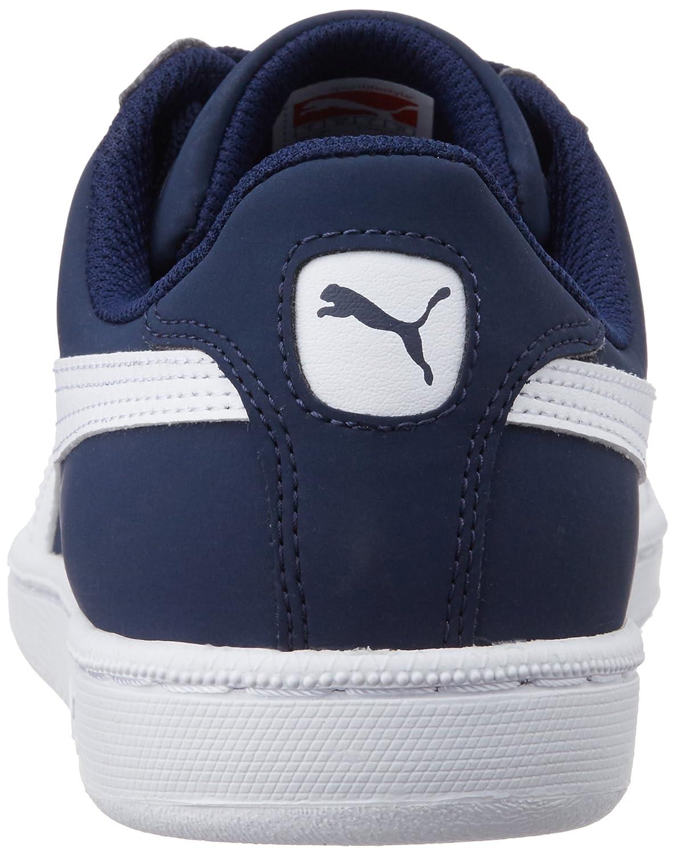 Puma Smash Nubuck, Unisex Adults Low Top Trainers, Blue