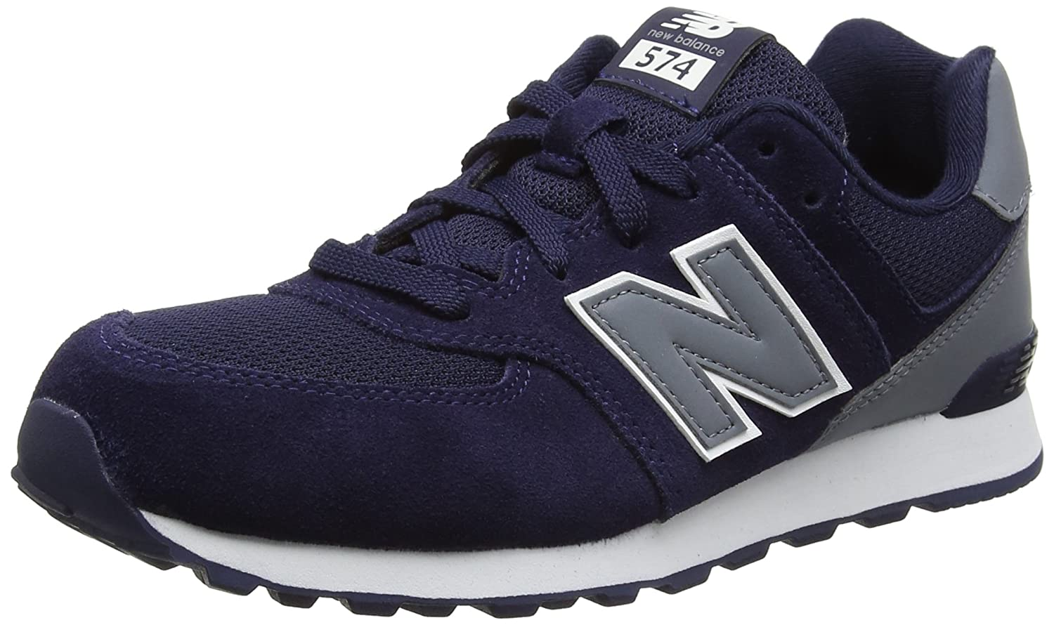 New Balance Gc574v1g, Baskets Mixte Enfant, Bleu (Navy), 39 EU