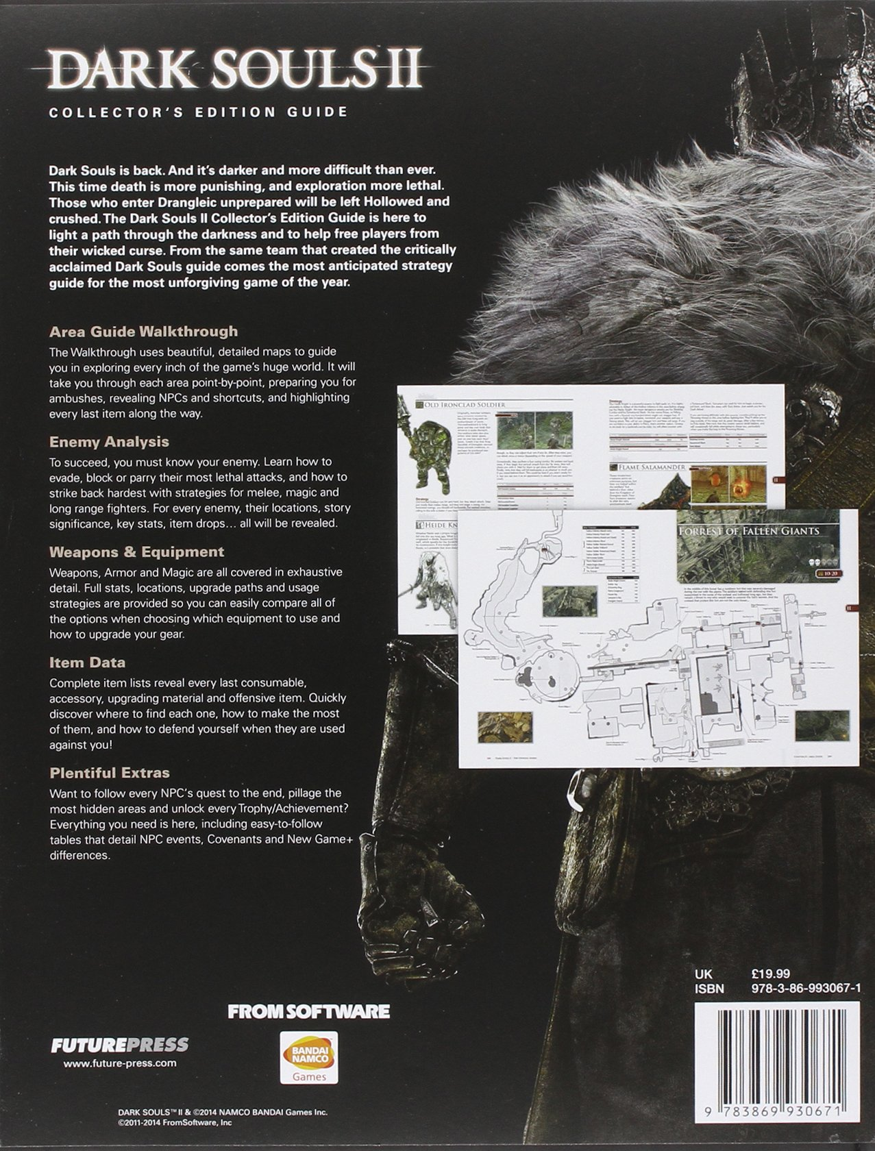 Dark Souls II Collector\'s Edition Guide: Amazon.de: Future ...