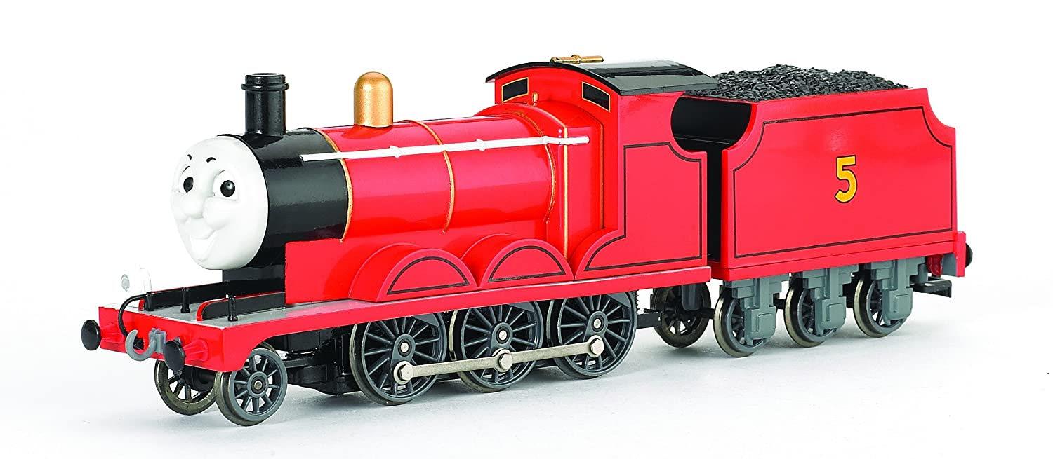 Bachmann Trains Thomas And Friends James The Red Engine