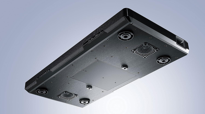 Yamaha ASRT1000BL - Altavoz base de estantería de 136W, negro ...