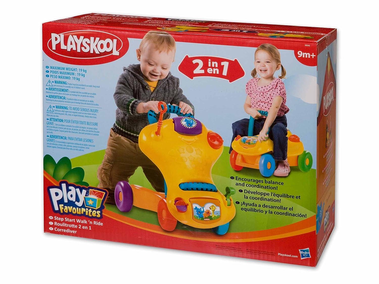 Playskool - Andador Correpasillos Corrediver (Hasbro 05545148 ...
