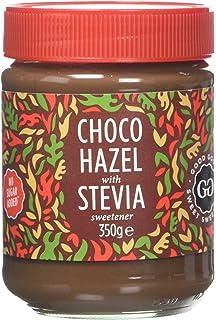 Diablo Sugar Free Hazelnut Chocolate Spread 350g X 4 Pack