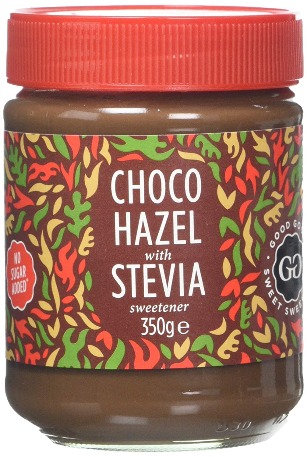 Choco Hazel With Stevia 350g No Added Sugar A Healthy And Delicious Option For Those Who Love Chocolate Spreads