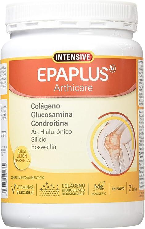 Epaplus Arthicare Intensive Colageno 284g Amazon Es Salud Y