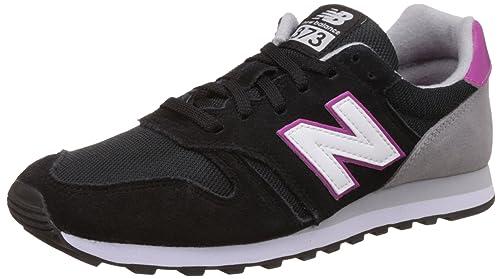GW500, Zapatillas para Mujer, Gris (Grey/Pink GSP), 36.5 EU New Balance