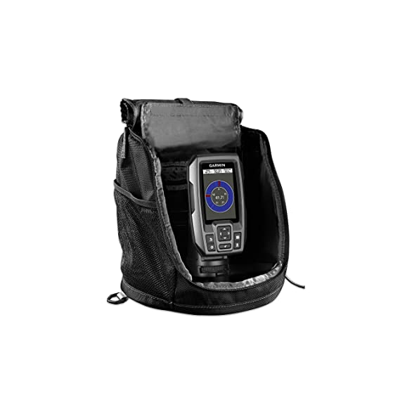 Garmin Striker 4 with Portable Kit on
