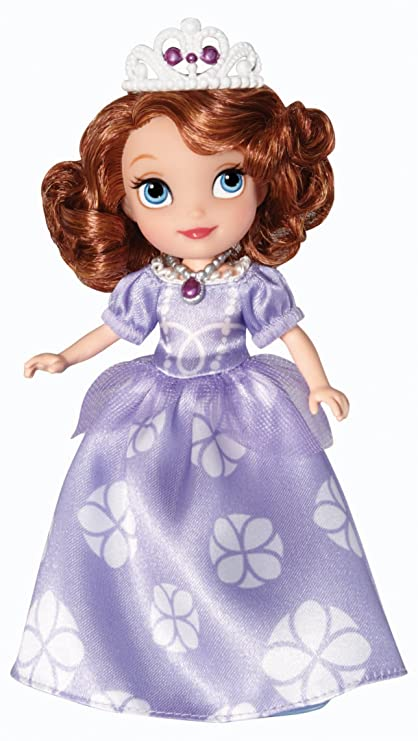 Amazon.com: Mattel Disney Sofia The First Princess Sofia Doll: Toys ...