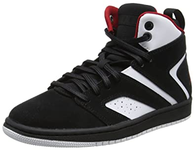 59aa9dba8cc0 Nike Boys   Jordan Flight Legend Bg Basketball Shoes  Amazon.co.uk ...