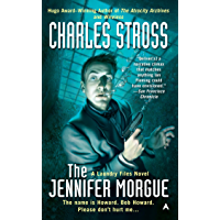 The Jennifer Morgue (Laundry Files Book 2) book cover