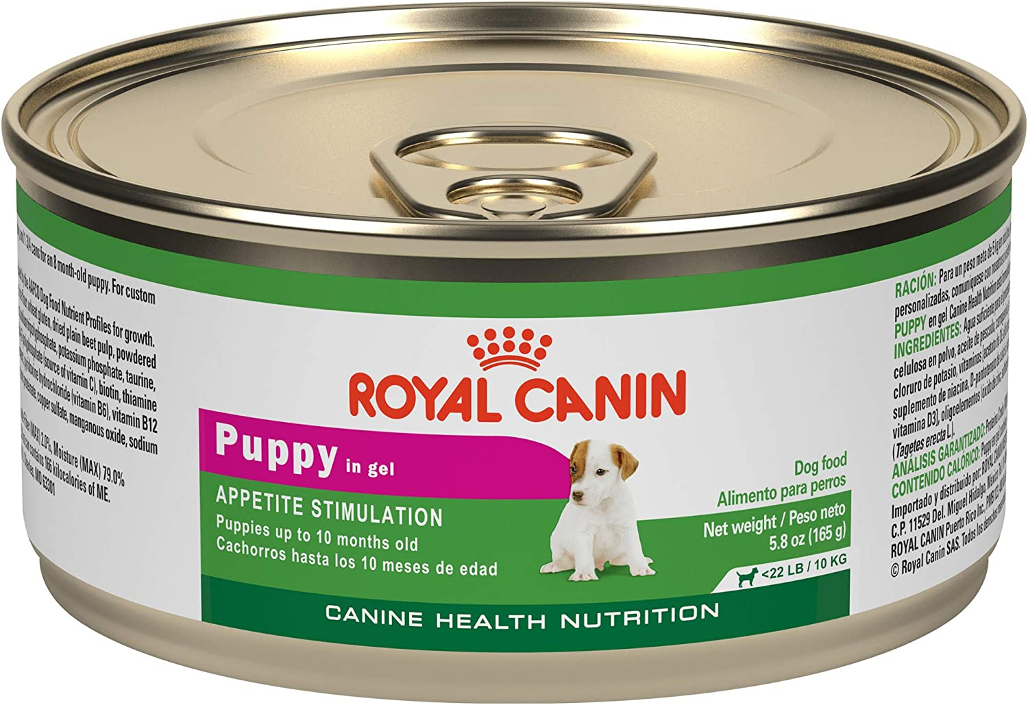Royal Canin Canine Health Nutrition Puppy, Loaf in Sauce