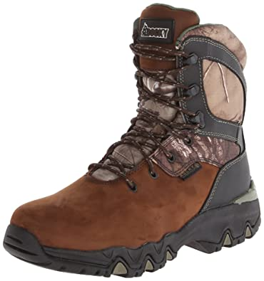 Amazon.com | Rocky Men's 8 Inch Bigfoot 103 Snow Boot | Snow Boots