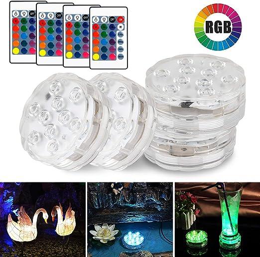 Migimi Lumière LED Submersible, Lumière submersible de LED
