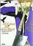 Libro de ilustraciones de Bleach 1: All colour but the black (Shonen Manga)