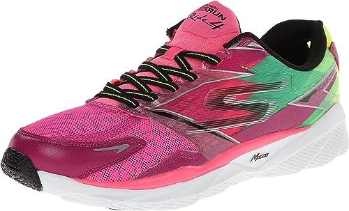 Skechers GO Ride 4, Zapatillas de Running para Mujer: Amazon.es ...