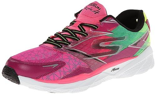 Skechers Go Run Ride 4 Damen Laufschuhe  Amazon  Schuhe  Schuhe  & Handtaschen de64db