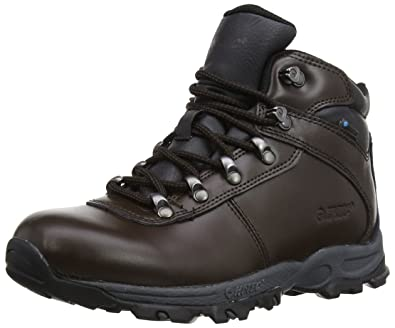 Hi-Tec Altitude Base Camp Waterproof, Damen Trekking- & Wanderschuhe, Braun (Dark Chocolate 041), 42 EU