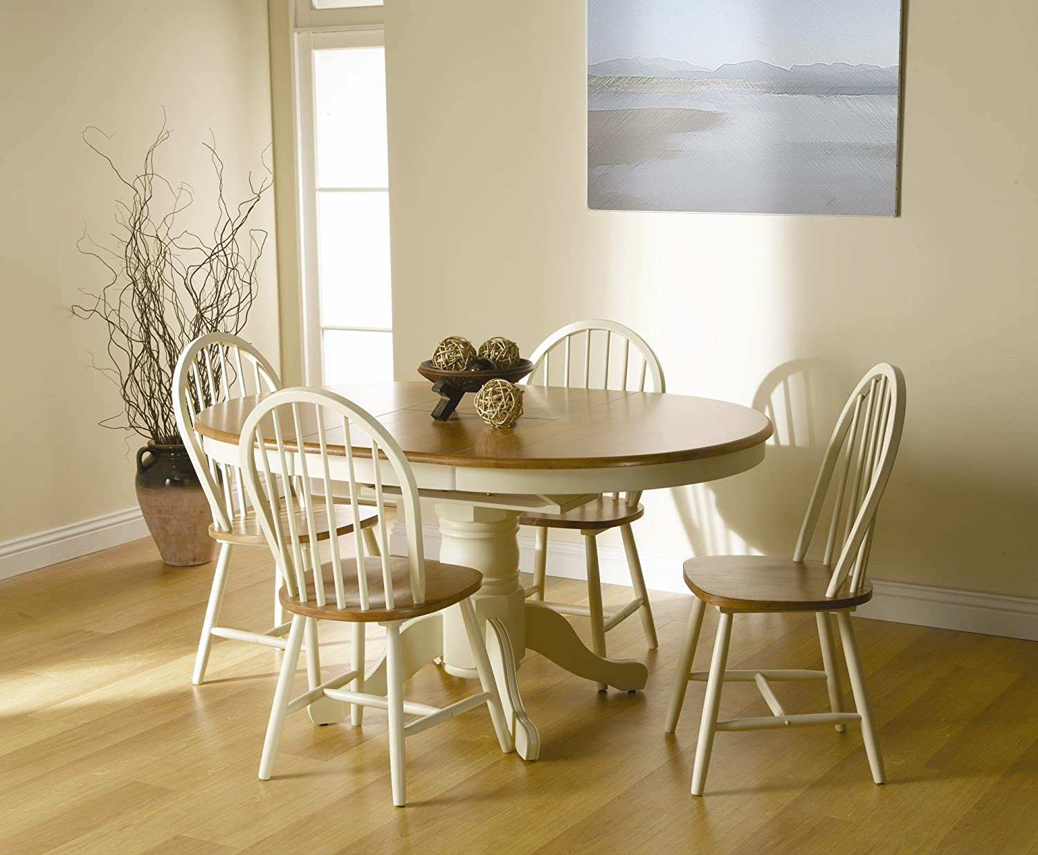 Cotswold Dining Table: Amazon.co.uk: Kitchen & Home