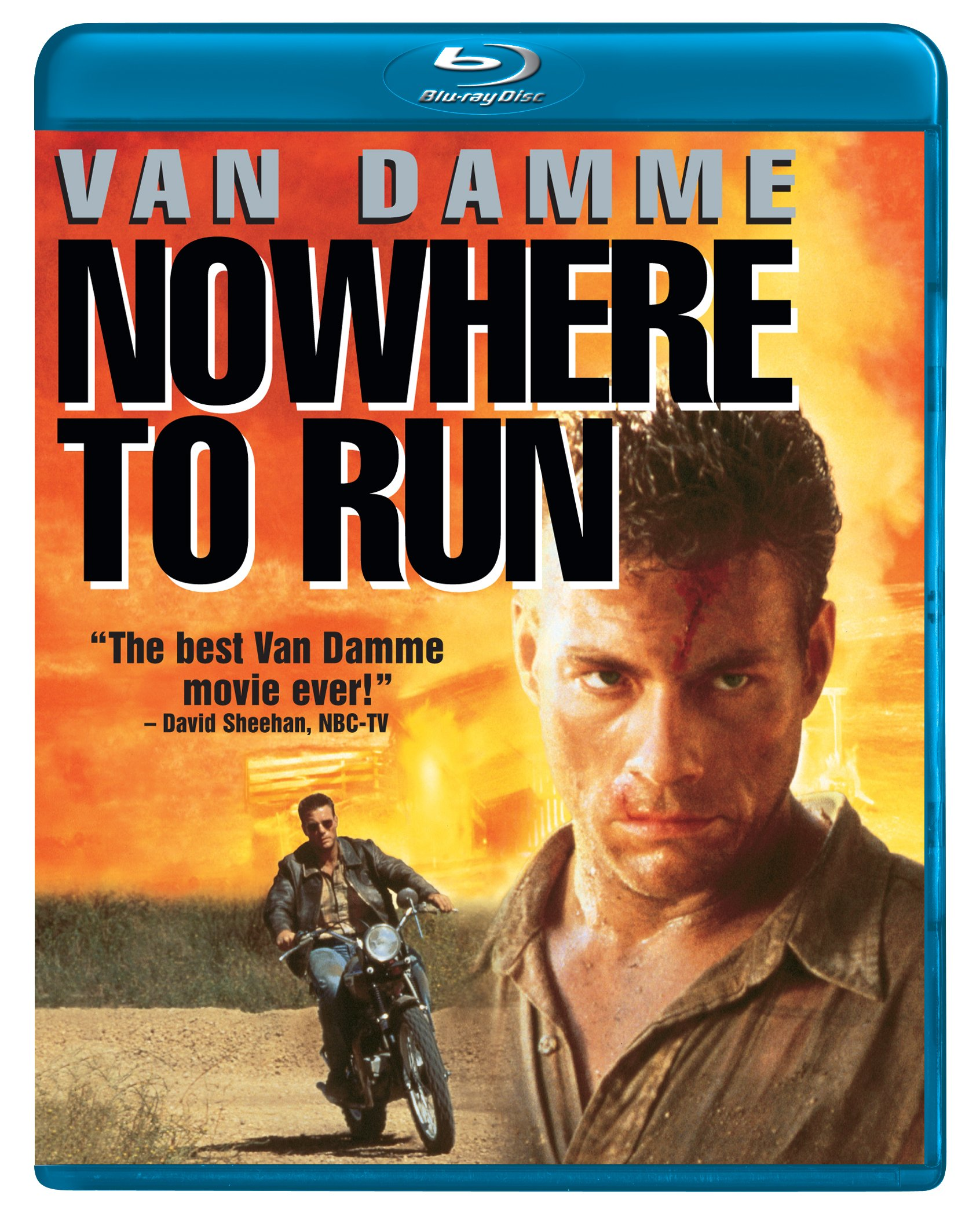 Blu-ray : Nowhere To Run (, Widescreen)