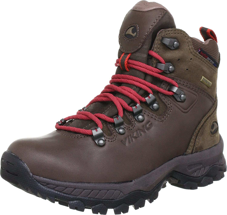 c8ca3663f0e33 Viking GENESIS GORE-TEX 3 80155 Unisex Adult Trekking & Hiking Shoes ...