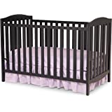 Delta Children Capri 3-in-1 Crib, Black