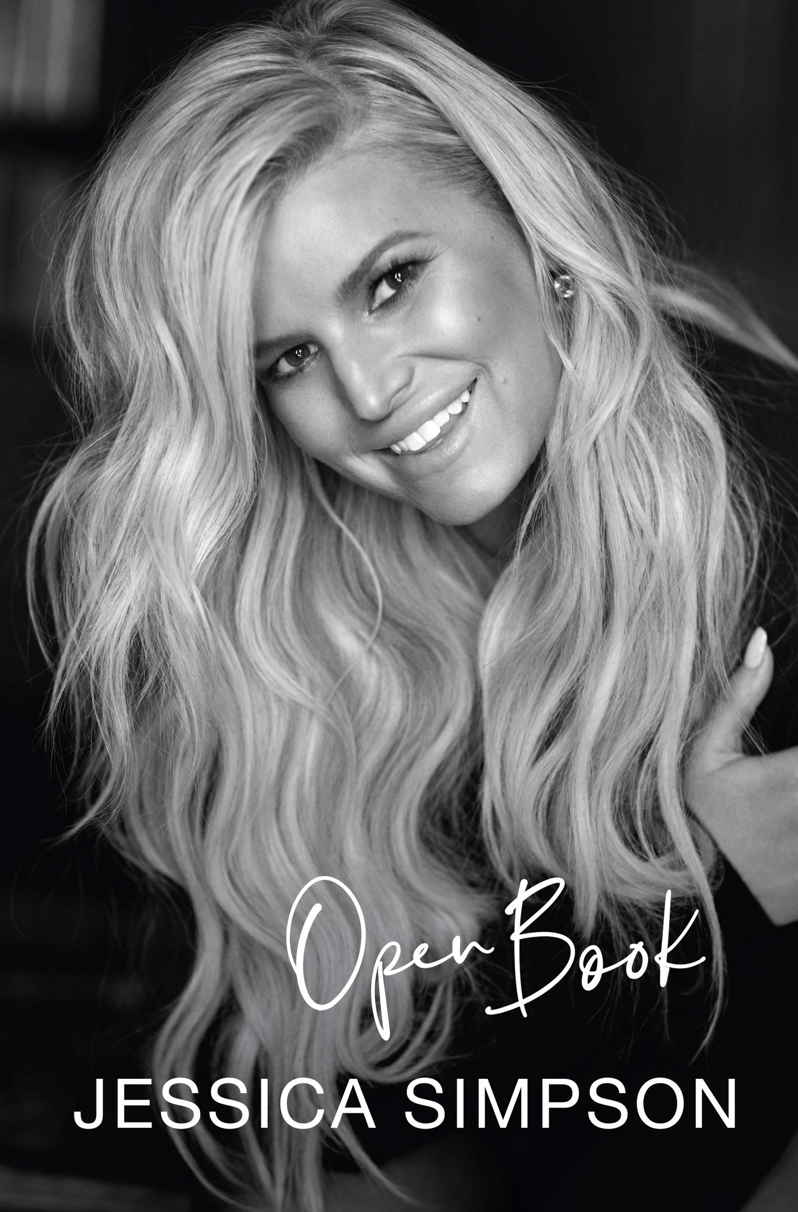Image result for jessica simpson open book""