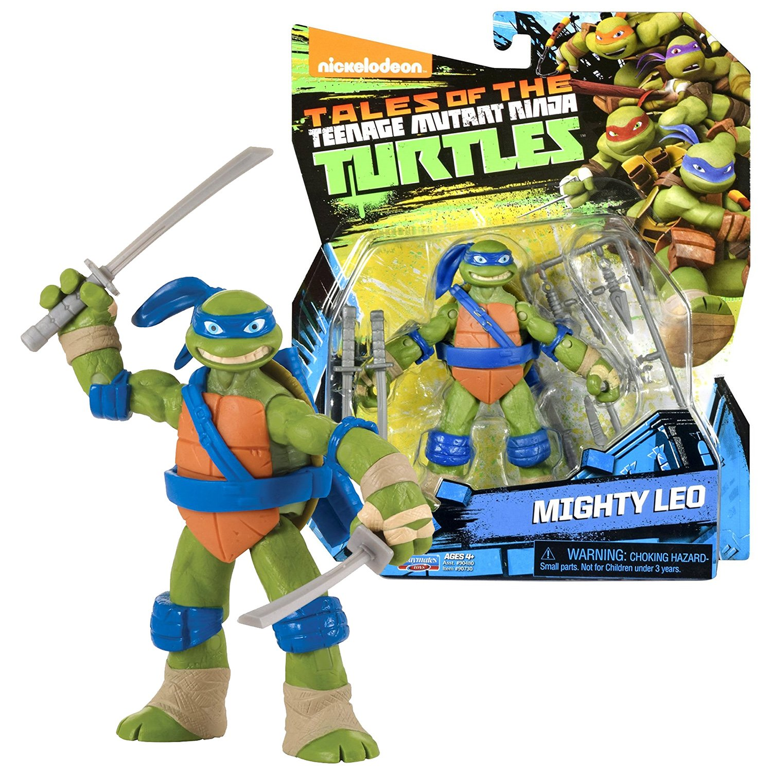 Amazon.com: TMNT año 2017 cuentos de teenage mutant ninja ...