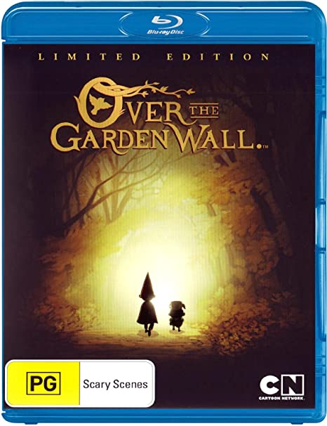 Over the Garden Wall / [USA] [Blu-ray]: Amazon.es: Elijah Wood, Collin Dean, Melanie Lynskey, Nate Cash, Más allá del jardín / Over the Garden Wall, Over the Garden Wall, Más allá del