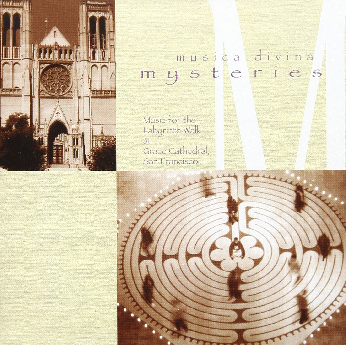 Mysteries by CD Baby
