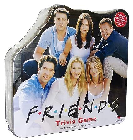 Friends Trivia Game