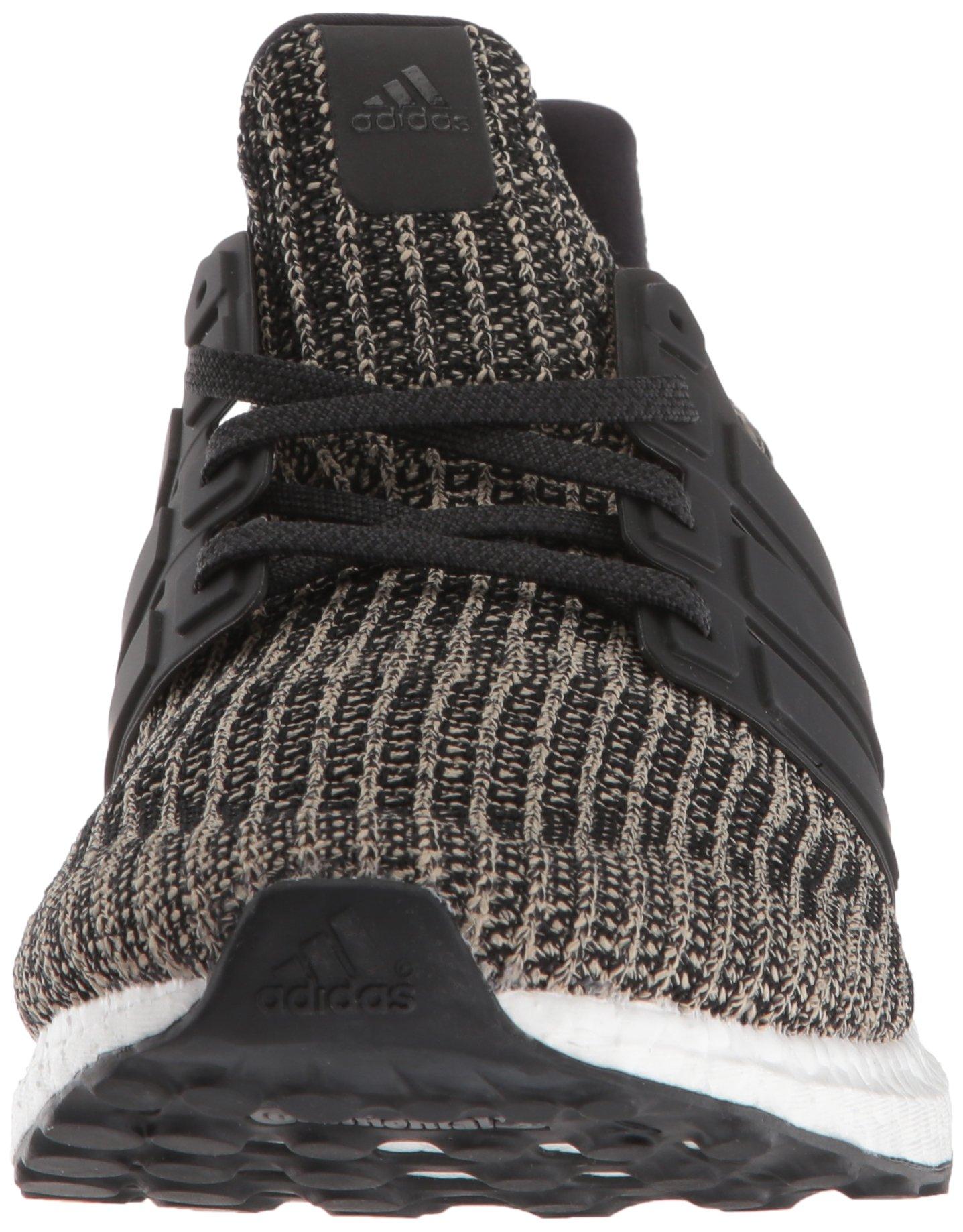 adidas Men's Ultraboost, Black/raw Gold, 6.5 M US by adidas (Image #4)