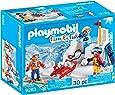 Playmobil - Enfants avec Boules de Neige, 9283