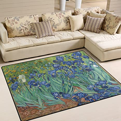 Amazon.com: ALAZA suave interior moderno Van Gogh de ...