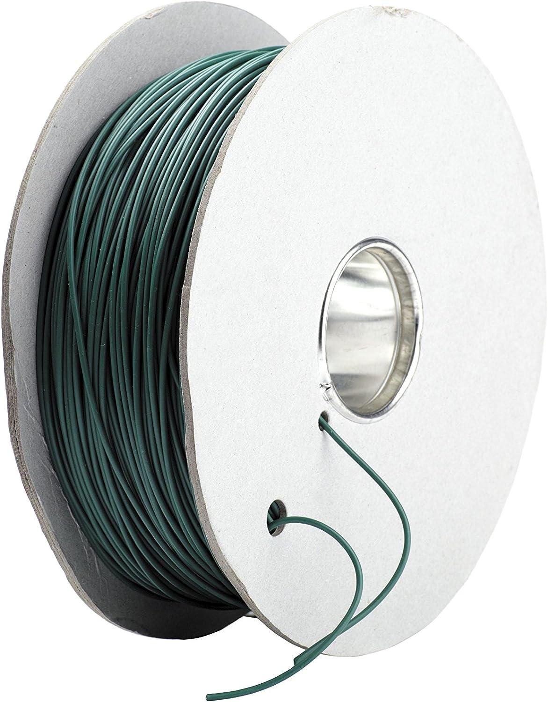 Cable perimetral GARDENA (50 m): alambre perimetral para robots cortacésped GARDENA, resistente a la intemperie, apto para exterior, sirve de guía para todos los robots cortacésped GARDENA (4058-20)