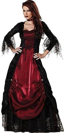 Amazon.com: InCharacter Costumes Women\'s Gothic Vampiress Costume ...