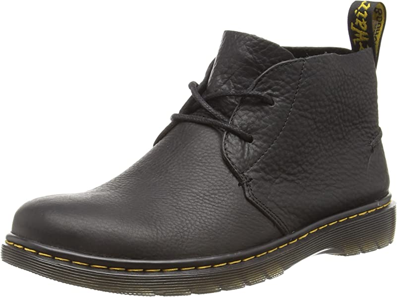 ad703106d21b Dr. Martens Men s Ember Chukka Boot Black 9 UK 10 ...