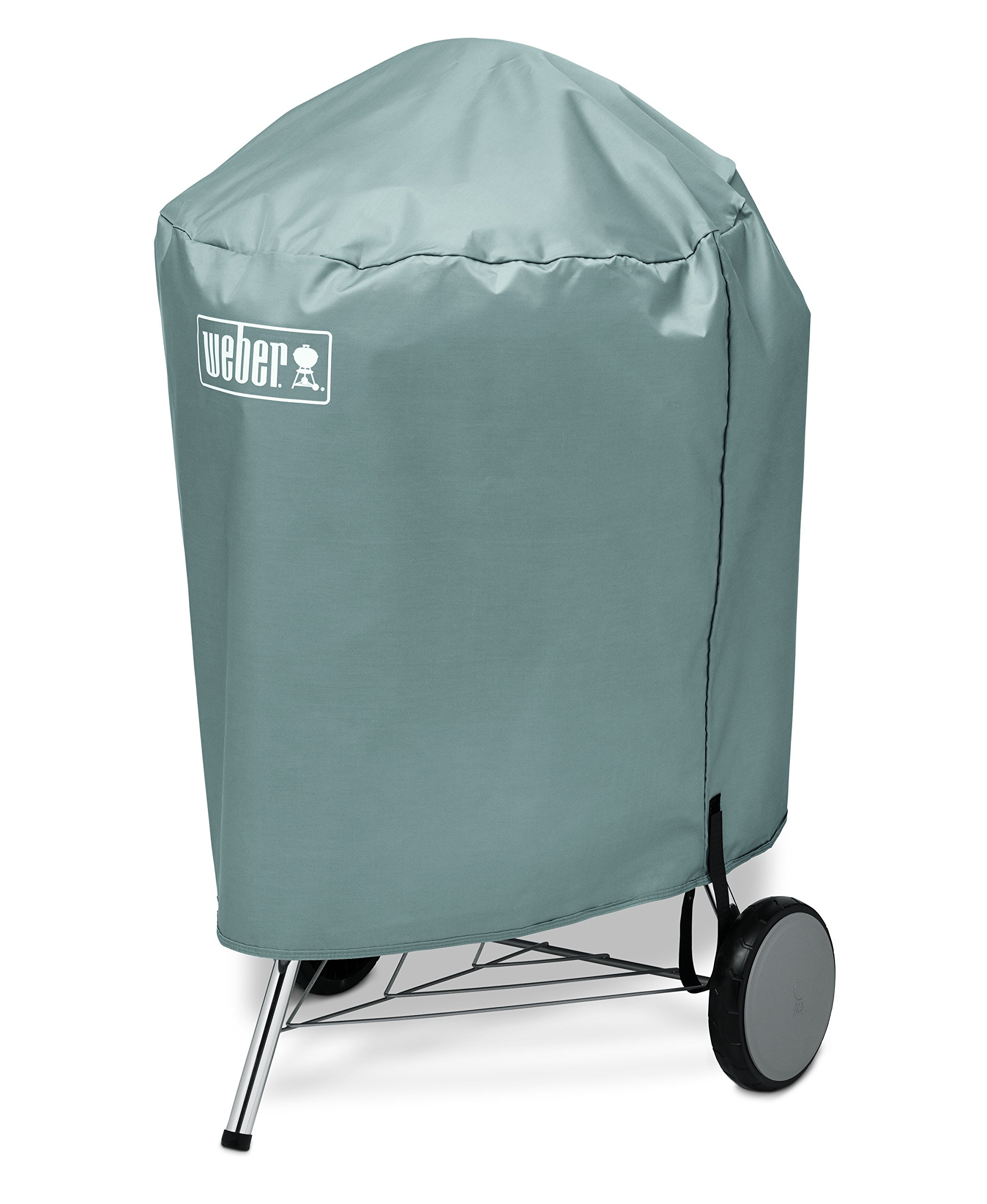 Weber 7176 22 Inch Charcoal Kettle Grill Cover by Weber