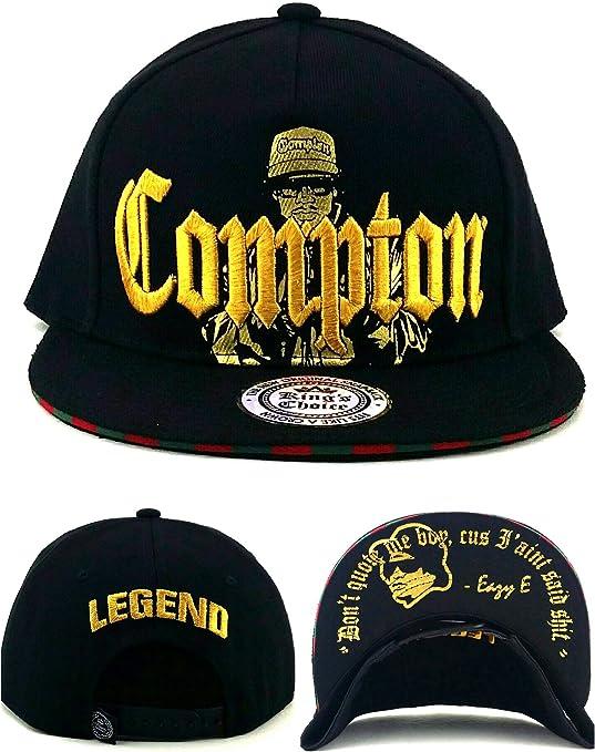 Kings Choice New Legend Eazy-E N.W.A. Compton Black Gold Era ...