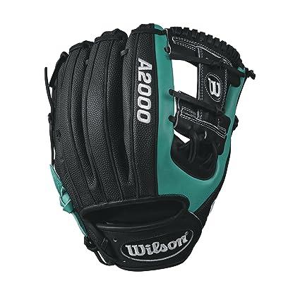Wilson A2000 Robinson Cano Game Model Baseball Glove Mariner Greenblack 115 Left Hand