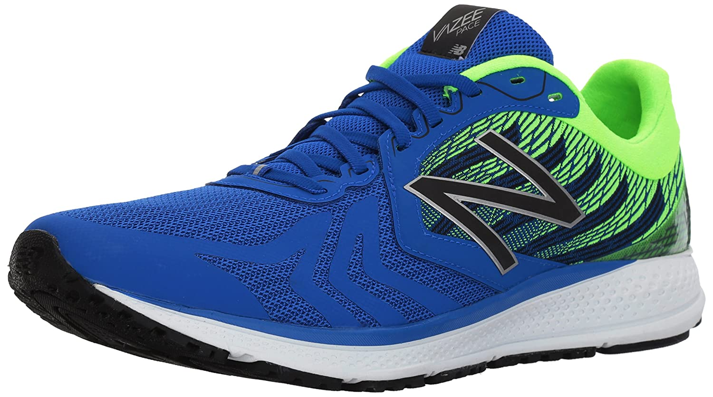 New Balance Men's PACEV2 Running Shoe B01MXNY9JK 8.5 D(M) US Vivid Cobalt/Energy Lime