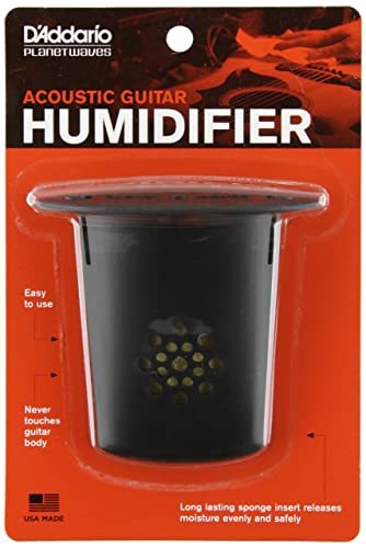 D'Addario Acoustic Guitar Humidifier