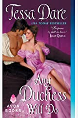 Any Duchess Will Do (spindle cove Book 4) Kindle Edition