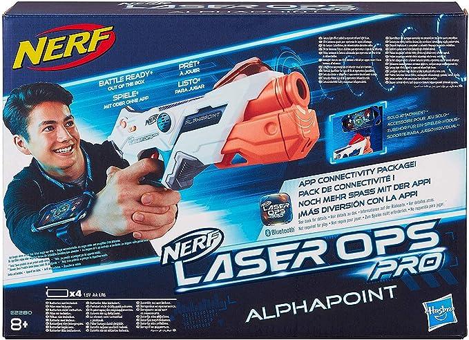 Hasbro,Hasbro,Nerf Laser Ops Pro AlphaPoint,Hasbro,E2280EU4